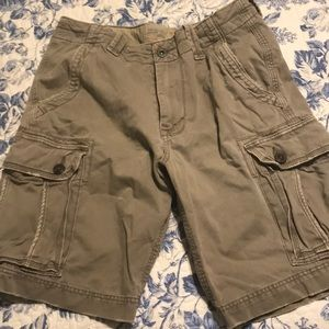 American eagle cargo shorts. Size 33